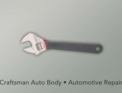 Craftsman Auto Body • Automotive Repair