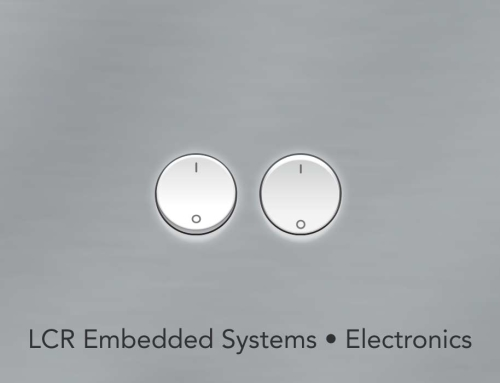 LCR Embedded Systems • Integrated Systems