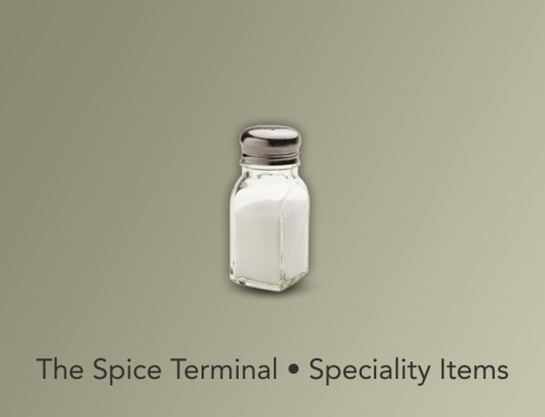 The Spice Terminal • Speciality Items