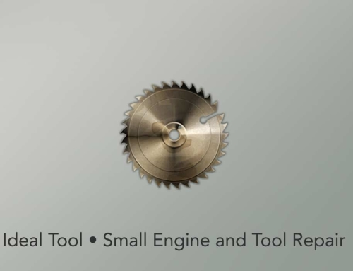 Ideal Tool • Small Engine and Tool Repair